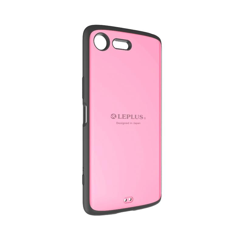Xperia(TM) XZ Premium 耐衝撃ケース「PALLET」 ピンク
