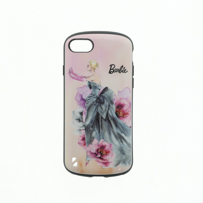 iPhone 8/7 Barbie Design/耐衝撃ケース「PALLET」