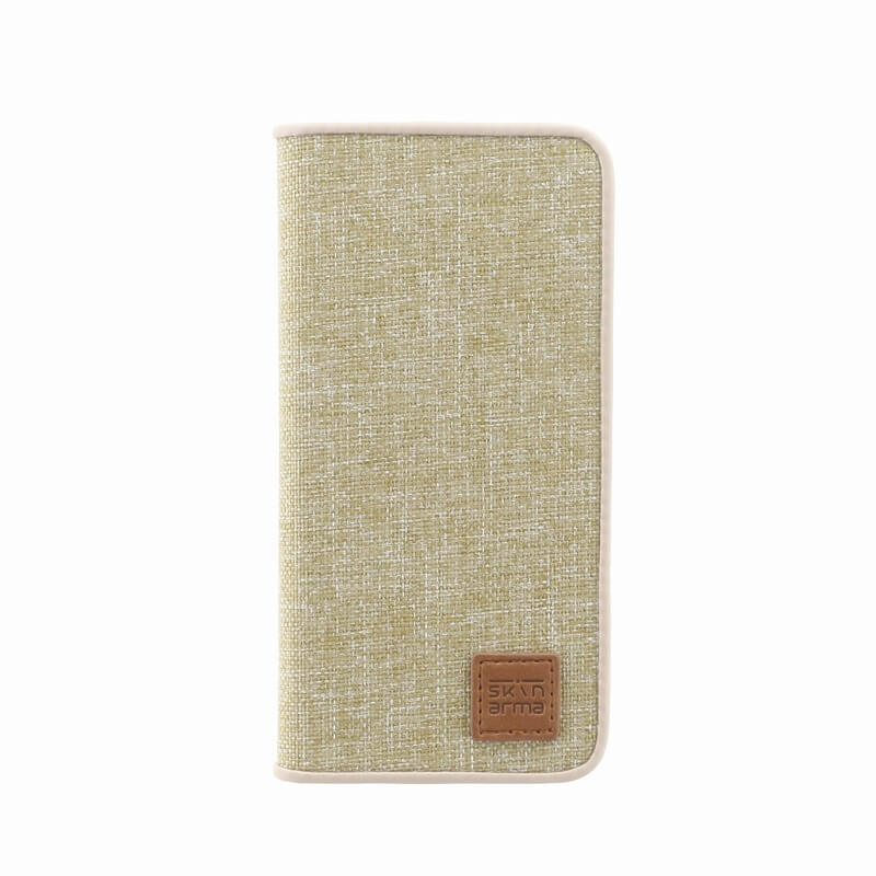 iPhone X/シェルケース/手帳型ケース/Aki Collection/Reed(Beige)