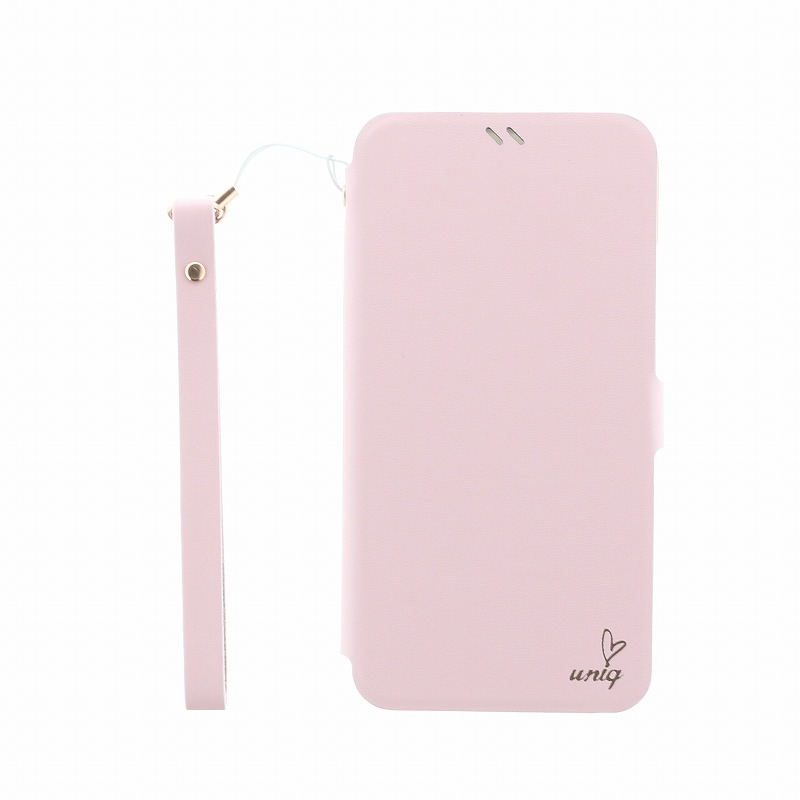 iPhone X/手帳型ケース/PUレザー/Lolita/Lolly Pop(Pink)